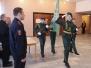 Смотр-конкурс знаменных групп и почетных караулов