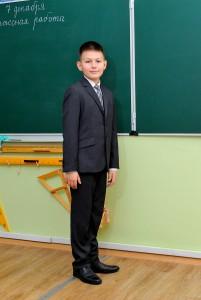 Волосовская СОШ №1 Федотов А.